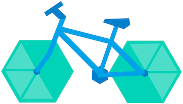 Bicycle image from codelab
